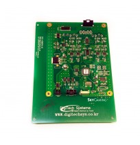 MISK Digitech Touch screen Board