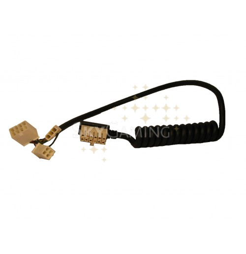 Netplex Interface Cable 8 Pin Coiled