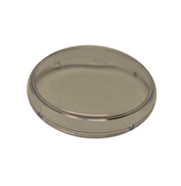 GAMESMAN LARGE ROUND CLEAR LENS CAP