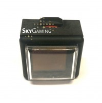 IGT Dynamic Button with black Bezel