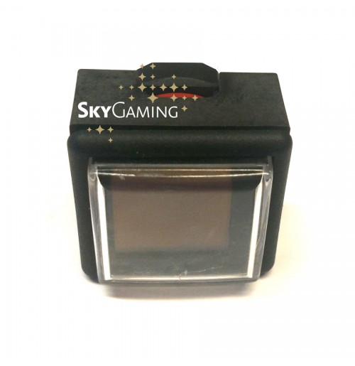 IGT Dynamic Button with black Bezel (NEW)