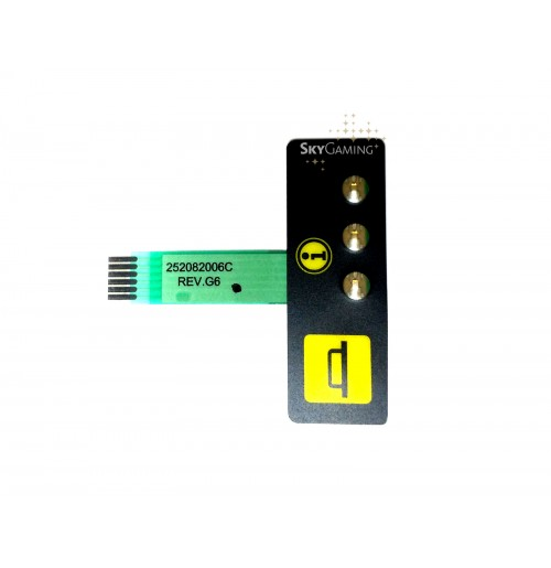MEI S SCxx Switch Membrane