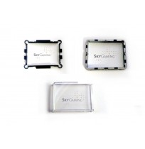WMS OLED 12 SMALL BUTTON PANEL SERVICE KIT (LENS, BEZEL, SPACER)