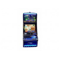 WMS Blue Bird 2 with Splash Button Panel, UBA, Gen2 Printer