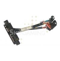 Pigtail Netplex IGT Black PN 2520 74017C