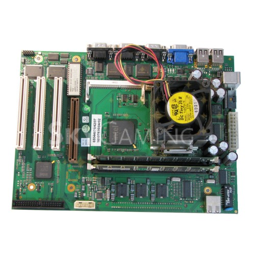 ATRONIC eMotion Multimedia Board PN 6504-4976