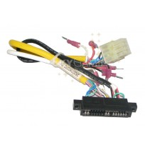 Pigtail EBDS WMS-Aristo Yellow Red PN 2520 78037C