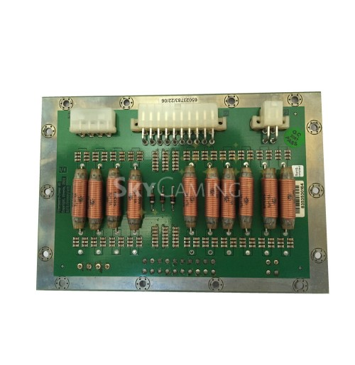 eMotion Filter Board Power HI PN 6502 3783