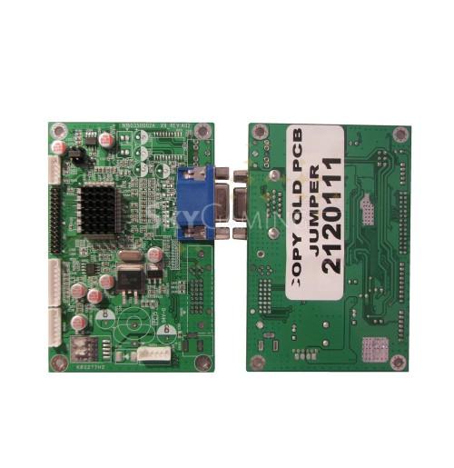 LCD AD-Board PN 2120111